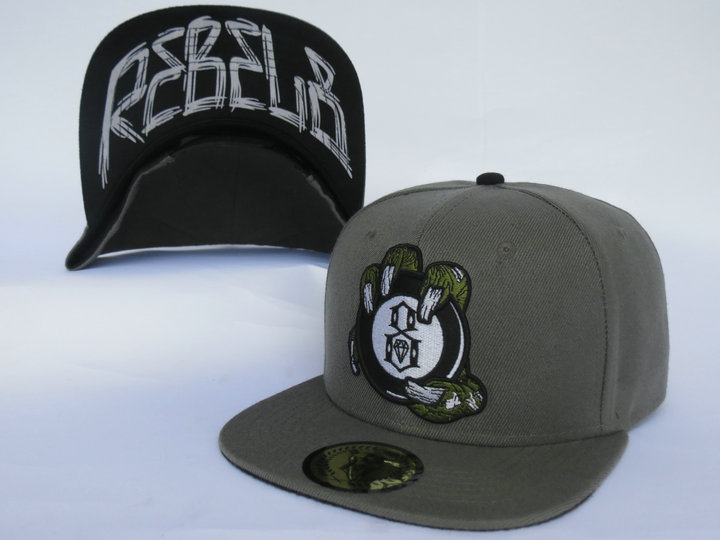 Rebel8 Snapback Hat LS17